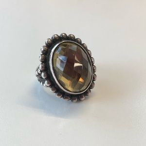 Stephen Dweck Quartz Ring size 7